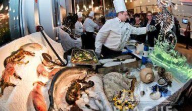 Prague event organizer - Catering 2