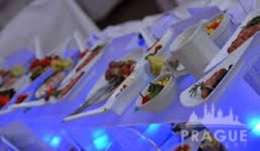 Prague event organizer - Catering 5