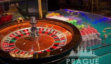 Prague Event Planning - Casino Nights 2