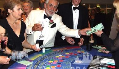 Prague Event Planning - Casino Nights 3