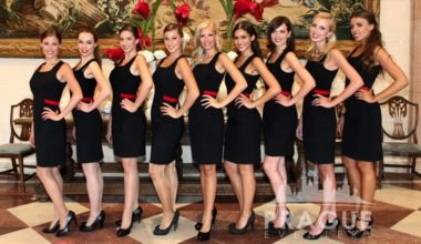 Prague Event Services - Hostess 2
