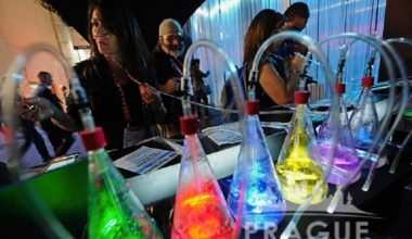 Prague Party Fun - Oxygen Bars 2