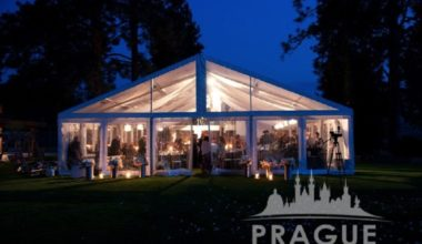 Prague Event Services - Party Tent Rental 1