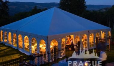 Prague Event Services - Party Tent Rental 2