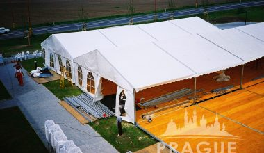 Prague Event Services - Party Tent Rental 5