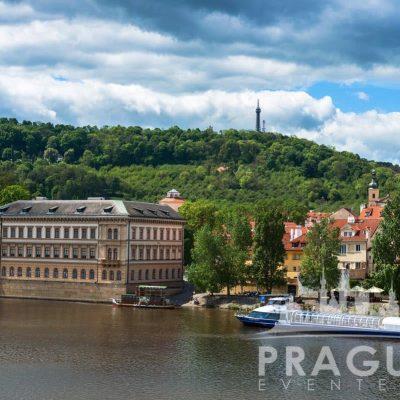Unique Prague Venue - Grand Bohemia Boat 5