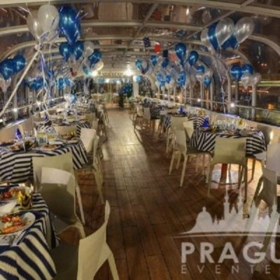 Unique Prague Venue - Grand Bohemia Boat 8