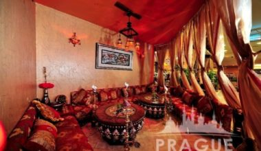 Prague Party Activities - Hookah Party Rental 1