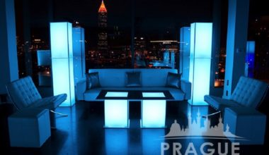 Prague Party Planner - Party Furniture Rental 1