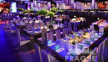 Prague Party Planner - Party Furniture Rental 2