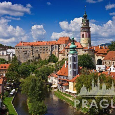Czech Group Tours - Cesky Krumlov Tour 1