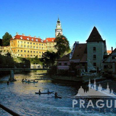 Czech Group Tours - Cesky Krumlov Tour 5