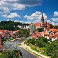 Český Krumlov City Tour