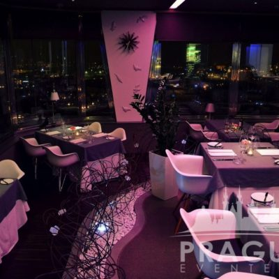 Restaurant For Corporate Events in Prague - Park Tower Prague 2