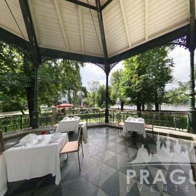 Prague Conference Restaurant - Zofin Garden 3