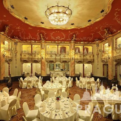 Venue Hire Prague - Boccaccio Prague Ballroom 2