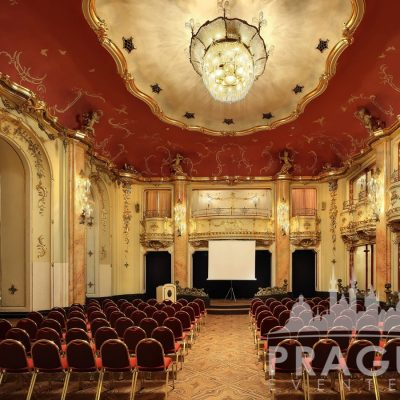 Venue Hire Prague - Boccaccio Prague Ballroom 1