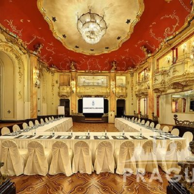 Venue Hire Prague - Boccaccio Prague Ballroom 3