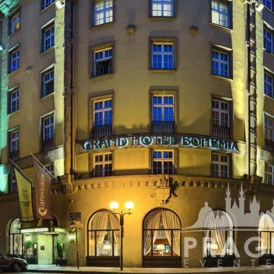 Venue Hire Prague - Boccaccio Prague Ballroom 4