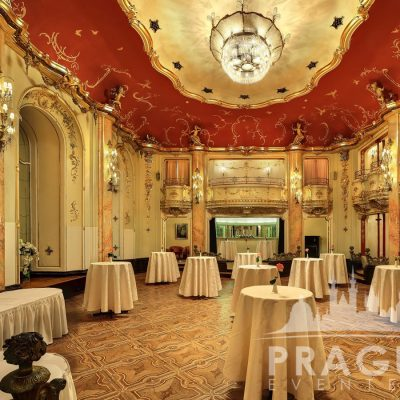 Venue Hire Prague - Boccaccio Prague Ballroom 6