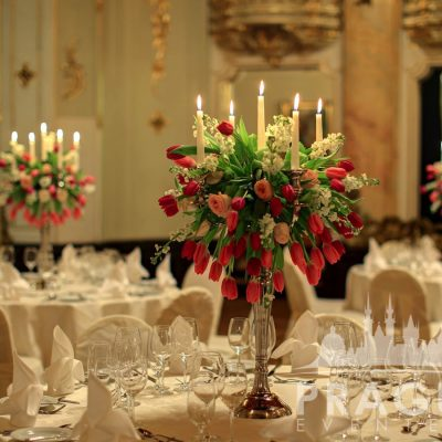 Venue Hire Prague - Boccaccio Prague Ballroom 7