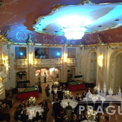 Venue Hire Prague - Boccaccio Prague Ballroom 8