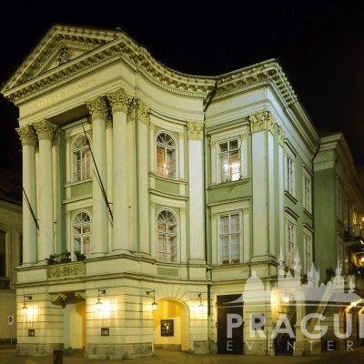 Special Venue Prague - Estate Theater 1