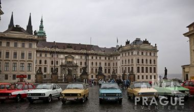 Fun Group Transport Prague - Retro Cars 2