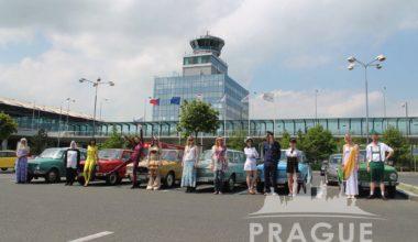 Fun Group Transport Prague - Retro Cars 1