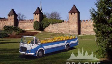 Tour Transportation Prague - Retro Busses 1