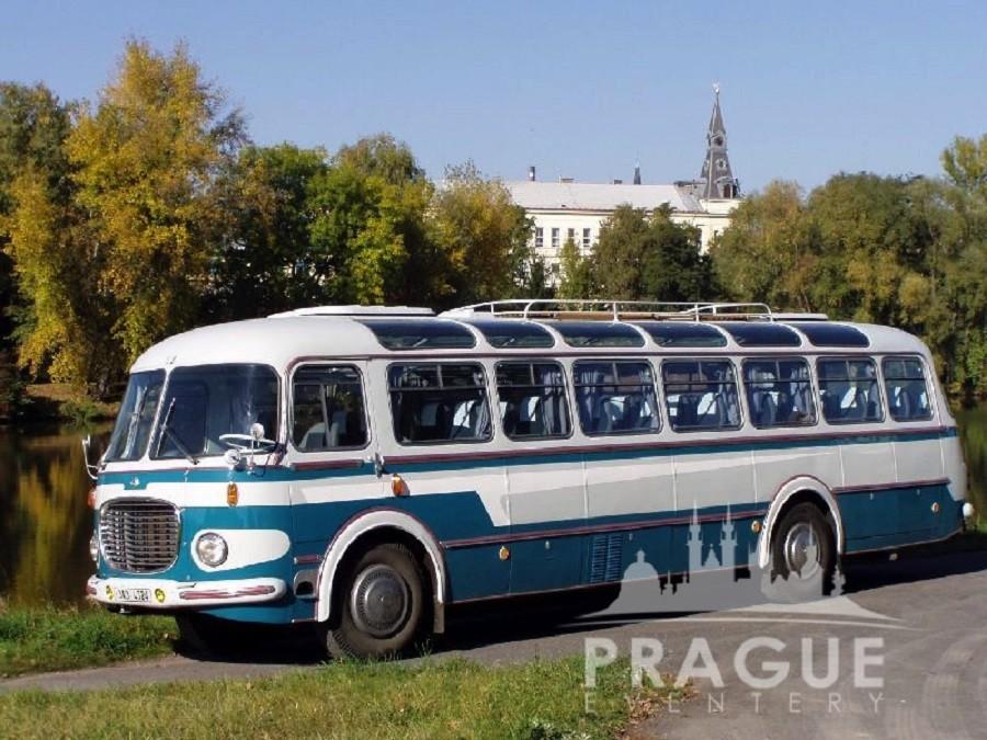 Tour Transportation Prague - Retro Busses 3