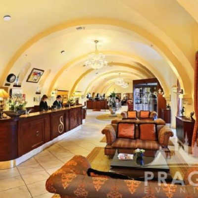 Best Conference Hotel Prague - Lindner Hotel Prague Castle 1