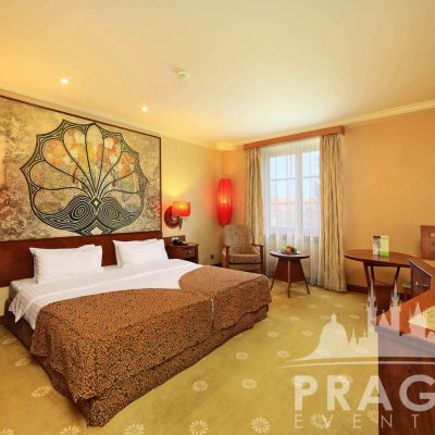 Best Conference Hotel Prague - Lindner Hotel Prague Castle 8