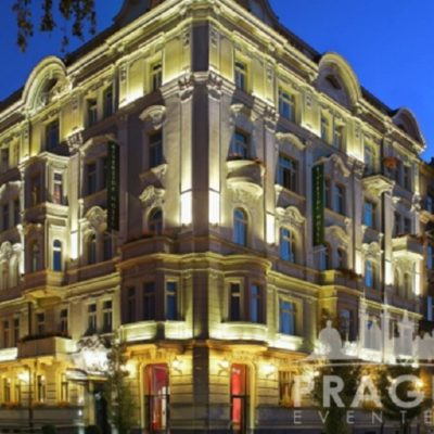 Boutique Hotels in Prague - Riverside Hotel Prague 2