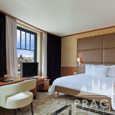 Prague Conference Organizer - Hilton Hotel Prague 2