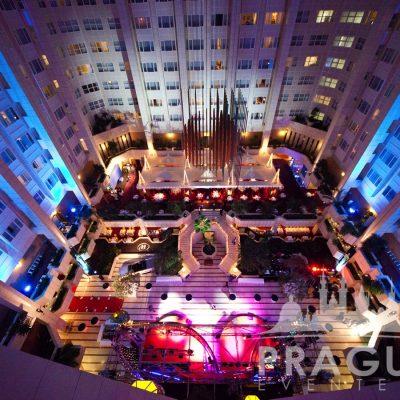 Prague Conference Organizer - Hilton Hotel Prague 5