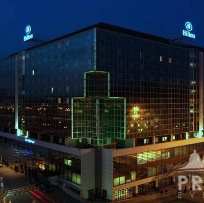 Prague Conference Organizer - Hilton Hotel Prague 6