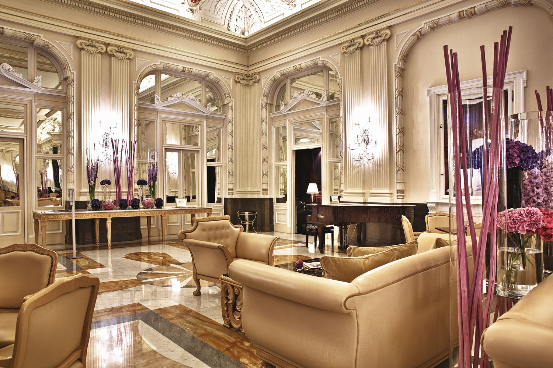 Design conference hotel Prague - Boscolo Hotel Prague 8