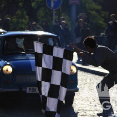 Company Teambuilding Prague - Trabant Auto Rally 7