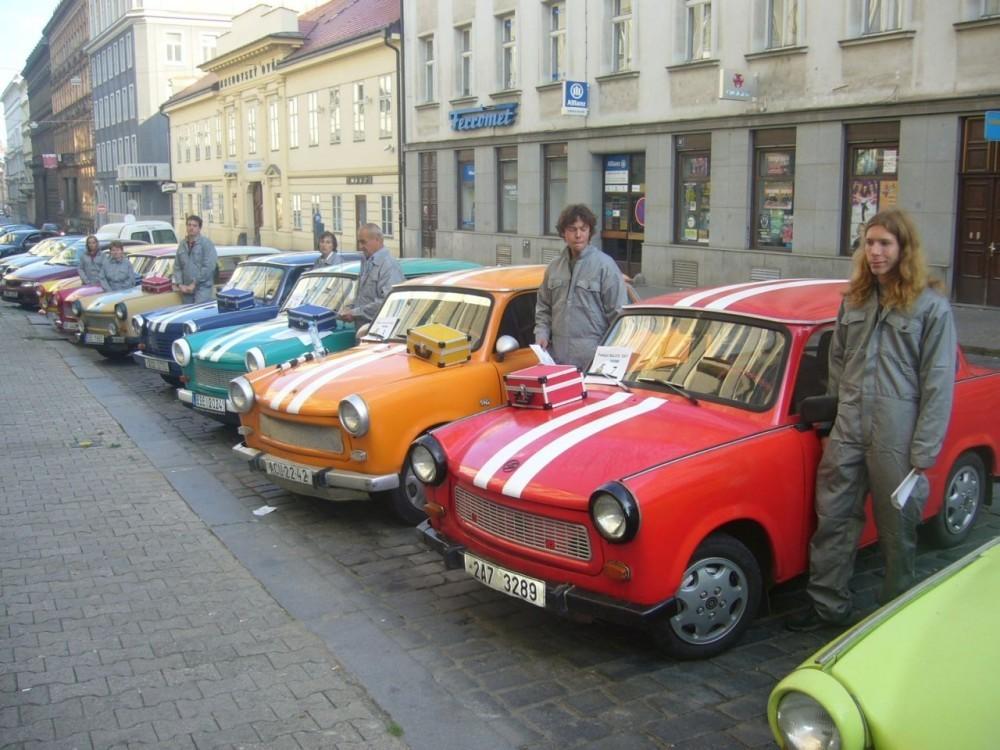 Auto Sale Czech Republic: Trabant Auto Rally