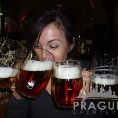 Group Activities in Prague - Beer Hunt 4
