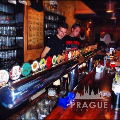 Group Activities in Prague - Beer Hunt 6