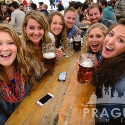 Group Activities in Prague - Beer Hunt 9