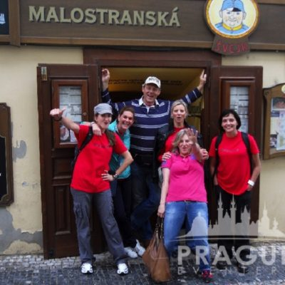 Group Activities in Prague - Beer Hunt 2