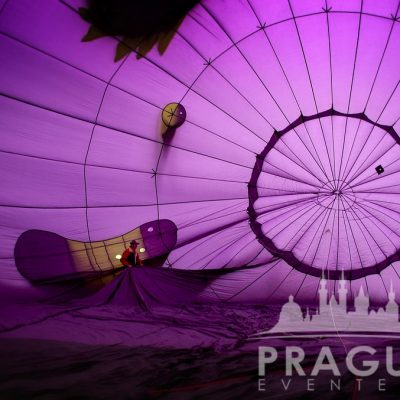 Prague Group Activities - Hot Air Balloon 2