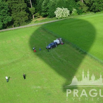 Prague Group Activities - Hot Air Balloon 5