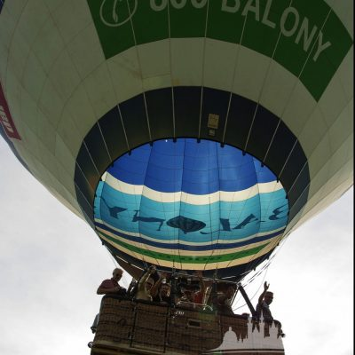 Prague Group Activities - Hot Air Balloon 3