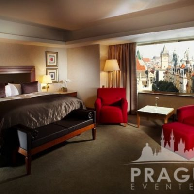 Business Hotel Prague - Inter*Continental hotel Prague 5