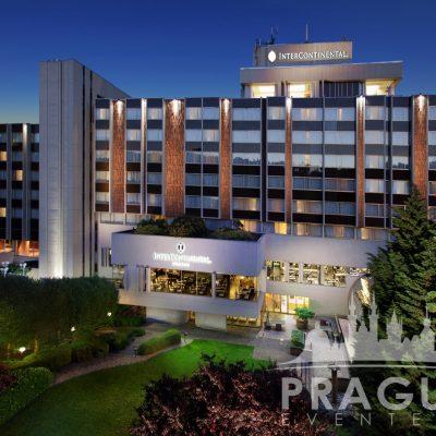 Business Hotel Prague - Inter*Continental hotel Prague 3