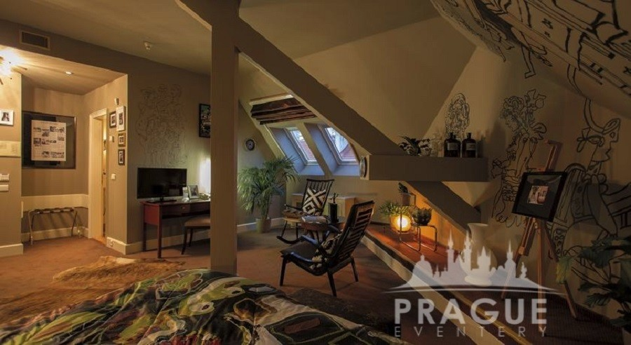 Meeting Hotel Prague Le Palais 6